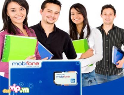 Nghe gọi thả ga với gói cước ưu đãi cùng Sim sinh viên Mobifone 10 số tài khoản 30.000đ – tặng 25.000 + 35Mb mỗi tháng, SMS 99đ trong 4 năm