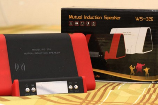 Loa mini Muatual Induction Speaker WS-326