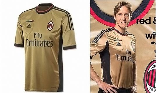 Áo Đấu AC Milan