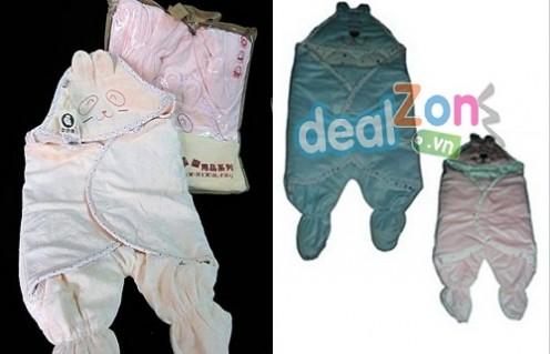 Áo choàng giữ ấm cho bé 3in1 - Sản phẩm cho bé