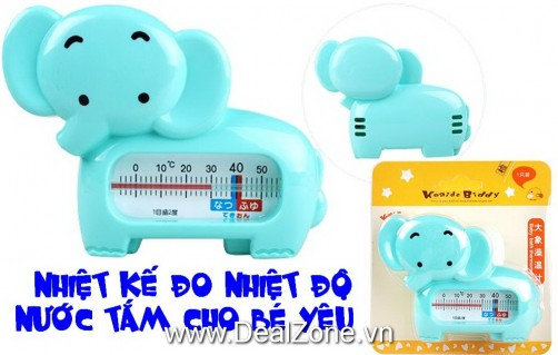 Dụng cụ giúp đo nhiệt độ nước tắm cho... - Sản phẩm cho bé