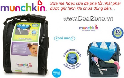 Túi giữ lạnh Munchkin