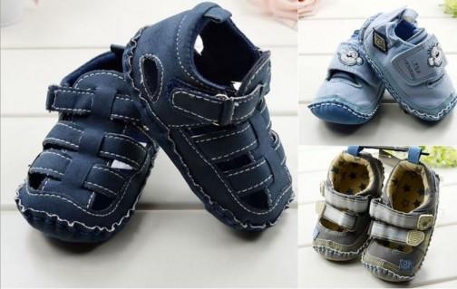 Giày tập đi siêu nhẹ cho bé - (mẫu nhóm 1)