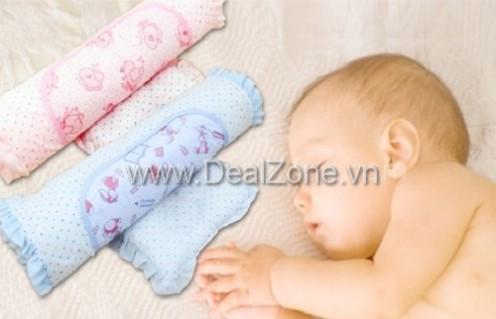 DZ713 - Bộ nệm gối kate cho bé