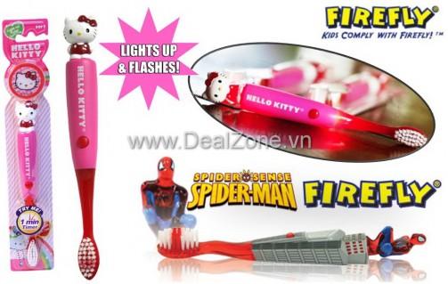 DZ1263 - BÀN CHẢI ĐÈN FIREFLY-USA