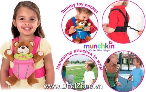 DZ1255 - Dây dắt an toàn hình thú Munchkin
