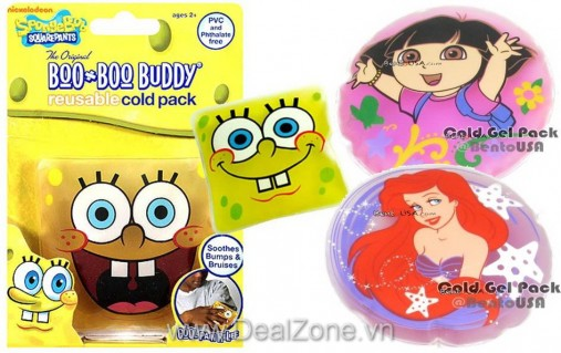 DZ1208 - BOO BOO BUDDY resuable cold pack