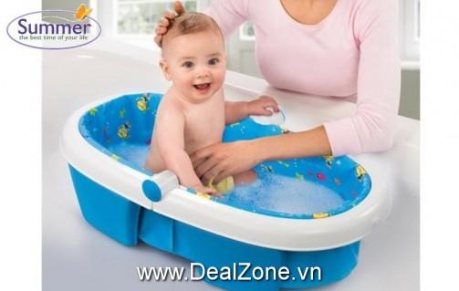 DZ1043 - Chậu Tắm Du Lịch Summer Infant