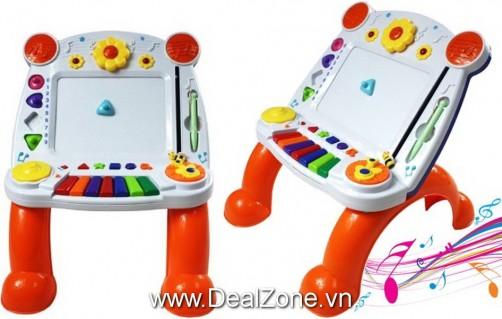DZ1164 - Đồ chơi Bàn vẽ và bàn nhạc piano