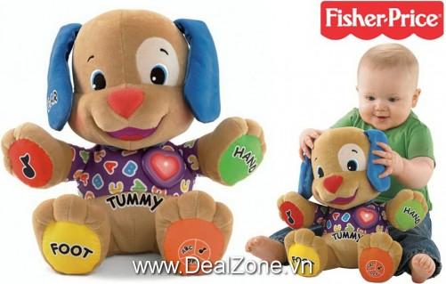 DZ730 - Chú chó biết nói Tummy của Fisher Price