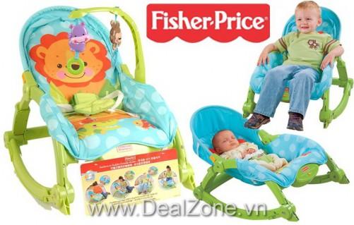 DZ675 - Ghế rung Fisher Price W2811 ***GIÁ SOCK***