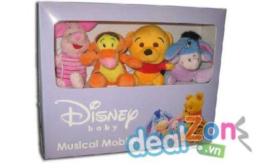 DZ290 - Thú Disney treo cũi nôi