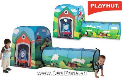 DZ1139- Lều vải Thomas có ống chui PLAYHUT-USA