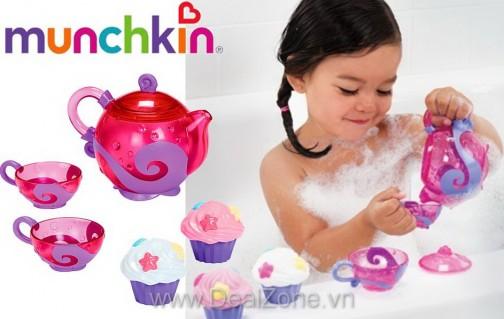 DZ1158 -Bộ đồ chơi cốc chén và bánh Munchkin