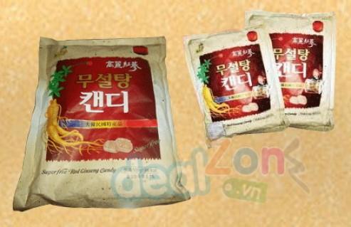 Kẹo Hồng Sâm Hàn Quốc Không Đường