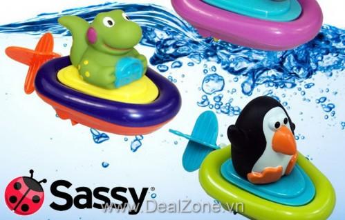 DZ1136 - Đồ chơi dưới nước Sassy (USA)