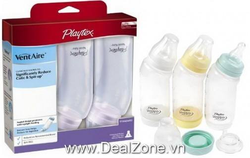 DZ337 - Bình sữa cổ cong Playtex (1 bình)
