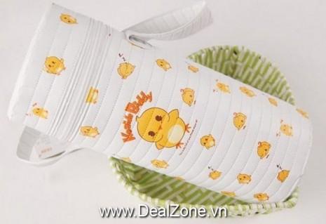 DZ1384 - Bình ủ sữa ĐƠN Keaide Baby