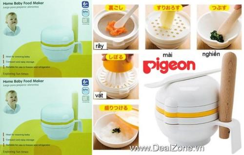 DZ1323 - Bộ chế biến thức ăn Pigeon (công ty)