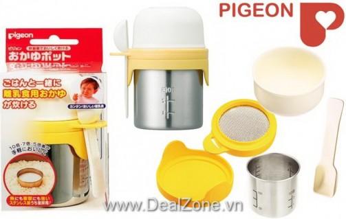 DZ1138 - Cốc nấu cháo hoặc cơm nát Pigeon...