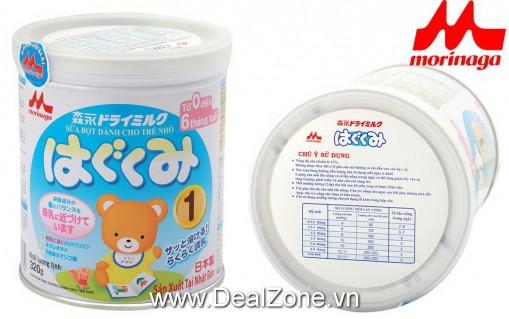 DZ1412 - Sữa bột Hagukumi số 1 cho bé 0 - 6...