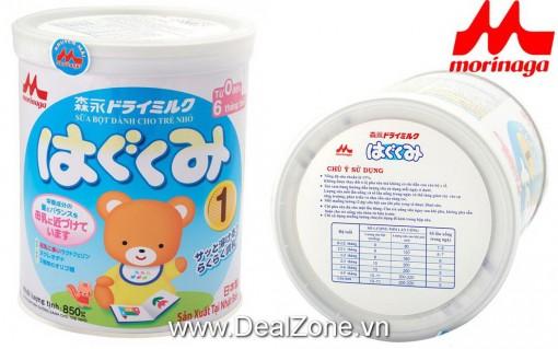 DZ1411 - Sữa bột Hagukumi số 1 cho bé 0 - 6...