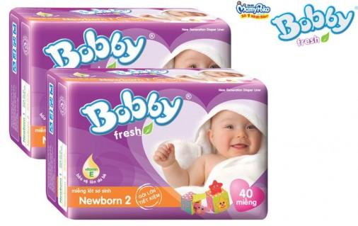 DZ1217 - Bobby Fresh Newborn 2 – Bộ 2 gói