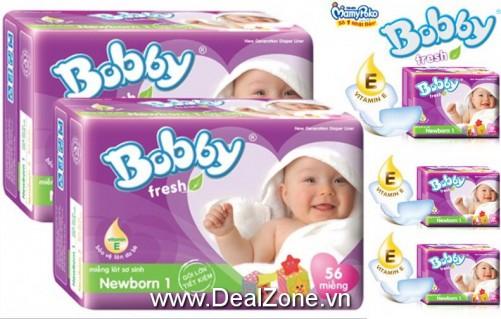 DZ1213 - Bobby Fresh Newborn 1 – Bộ 2 gói