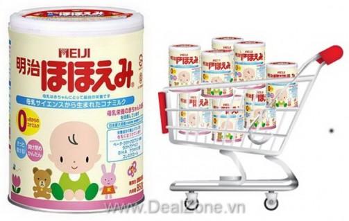 DZ1143 - Sữa MEIJI Nhật Bản số 0 (800gr)