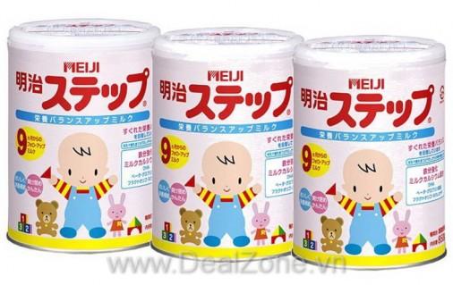 DZ1144 - Sữa MEIJI Nhật Bản số 0 (800gr)