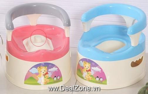 DZ1093 - Bô cho bé có tựa lưng và tay cầm
