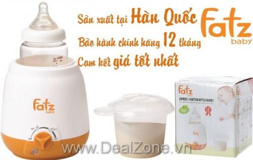 DZ1025 - Máy hâm sữa siêu tốc 3 chức năng...