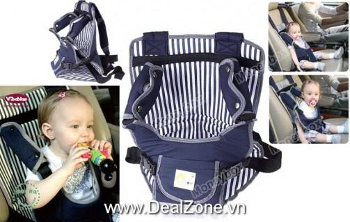 DZ1094 -Đai an toàn cho bé trên xe hơi/ ôtô