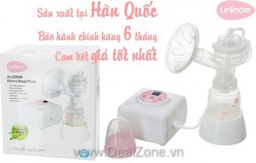 DZ1031 - Hút sữa điện đơn có đệm massage...