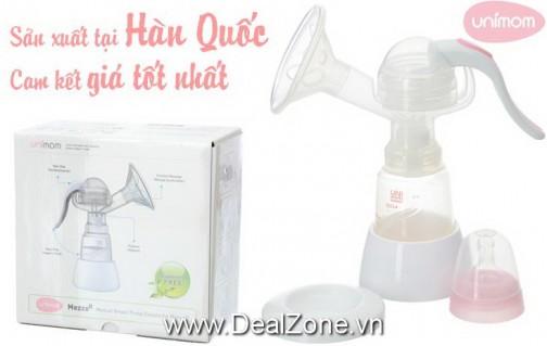 DZ1030 - Hút sữa bằng tay có phễu massage...