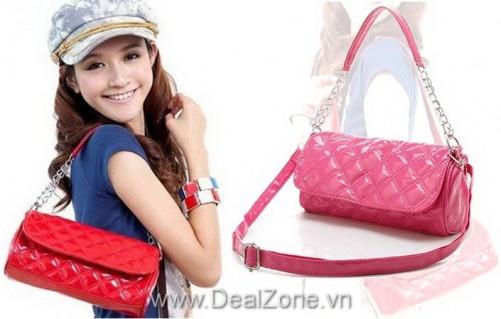 DZ635 - Túi xách mini da bóng