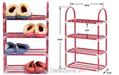 DZ816 - Kệ để giày/ để đồ 4 tầng