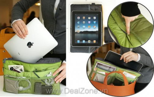 DZ1174 - Túi đựng trong dành cho Ipad & phụ...