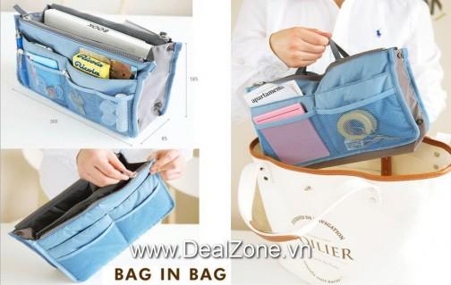 DZ1169 - TÚI ĐỰNG TRONG CAO CẤP BAG IN BAG