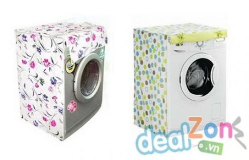DZ405 - Áo phủ bảo vệ máy giặt