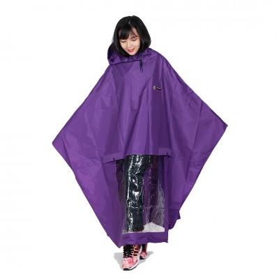 Áo mưa cánh dơi 1 mũ siêu nhẹ Sơn Thủy...