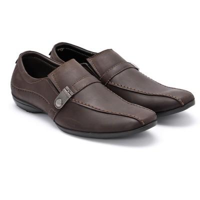 Giày da nam Huy Hoàng HH7111