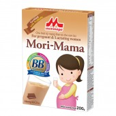 Deca - Sua ba bau Morinaga Mori-mama vi so-co-la...