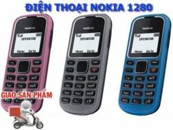 Chiếc điện thoại siêu bền, kiểu dáng đẹp cùng Nokia 1280 chính hãng. Giảm 45% giá cho thành viên dhdeal.vn