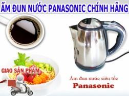 Nấu nước siêu nhanh, an toàn với tính năng tự ngắt điện khi nước sôi của bình nấu nước Inox Panasonic chính hãng. - 1 - 3 - Đồ Dùng Điện - 1 - 3 - Đồ Dùng Điện - Đồ Dùng Điện