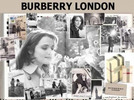Mùi hương mới lạ của Burberry London là biểu tượng cho vẻ đẹp hiện đại, thanh lịch của Burberry. - Nước Hoa