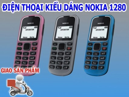 Chiếc điện thoại kiểu dáng Nokia 1280 siêu bền, kiểu dáng đẹp. Ưu đãi Giảm 45% giá cho thành viên dhdeal.vn - 2 - Công Nghệ - Điện Tử