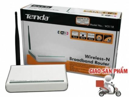 Cùng nhau sử dụng wifi miễn phí ở khắp mọi nơi với bộ phát wifi Tenda 316R chính hãng chuẩn 150 m. - 2 - Công Nghệ - Điện Tử