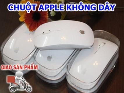 Chuột không dây Apple giá cực sốc chỉ với 95.000đ. Ưu đãi giảm 50% dành cho thành viên dhdeal