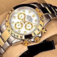 Đồng hồ cơ 6 kim Rolex Daytona dây kim loại - Chế tác tinh xảo đến từng chi tiết tạo nên một vẻ sang trọng cho sản phẩm. Hàng mới về. ID670